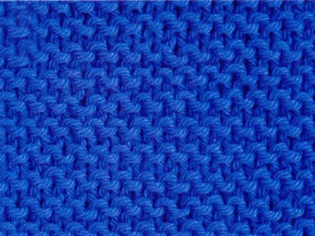 Як зв'язати чоловічий шарф спицями - 4