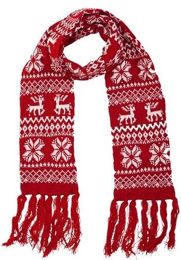 Як зв'язати чоловічий шарф спицями - 5