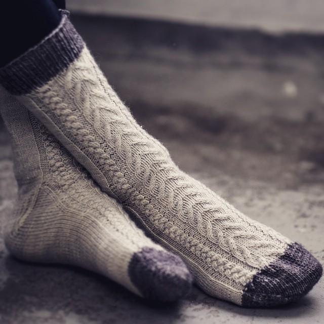 Як зв`язати шкарпетки (10)