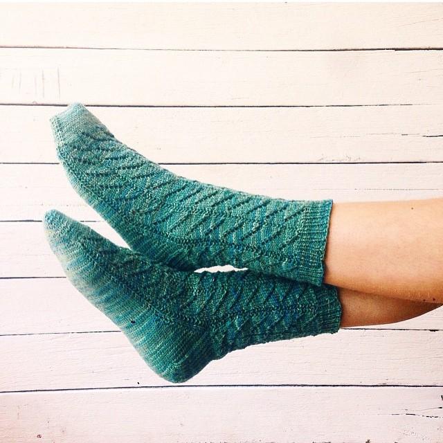 Як зв`язати шкарпетки (11)