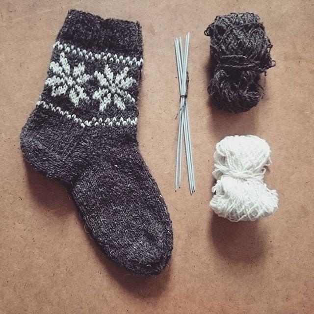 Як зв`язати шкарпетки (3)