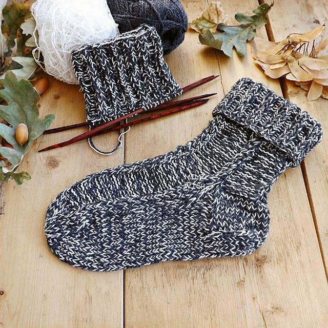 Як зв`язати шкарпетки (4)