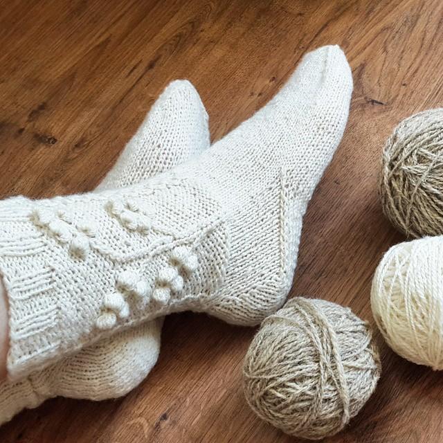 Як зв`язати шкарпетки (5)