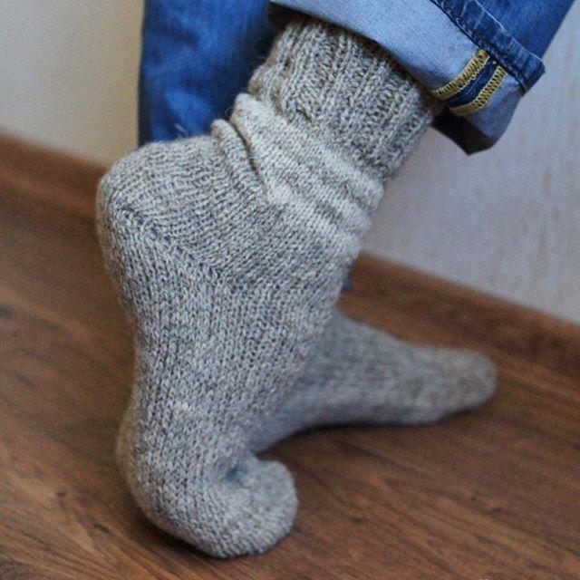 Як зв`язати шкарпетки (7)