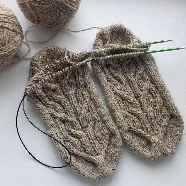 Як зв`язати шкарпетки (8)