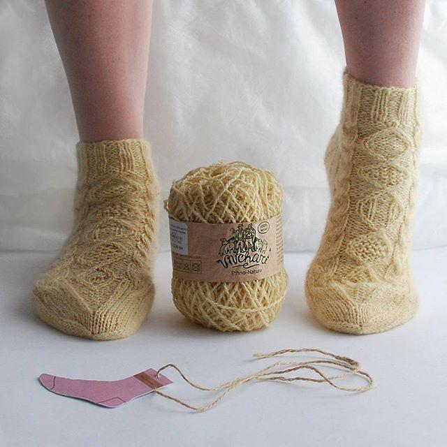 Як зв`язати шкарпетки (9)