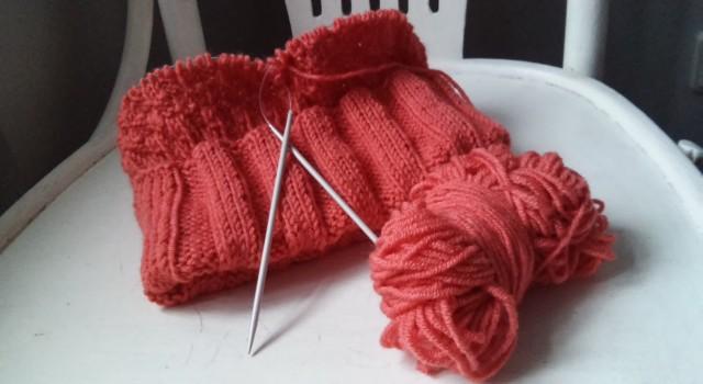 В`язання зимових шапок спицями