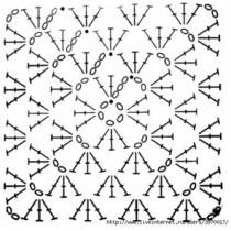 схема-бабушкиного-квадрата-300x296