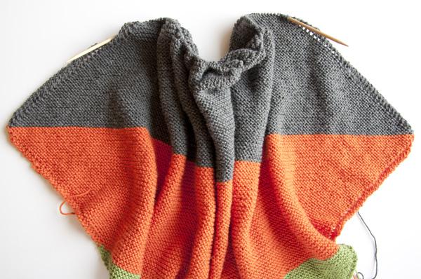 Як зв'язати дитяче покривало - 7