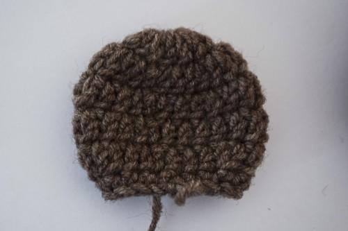 В'яжемо шапку-звірятко «Умку» гачком - 14