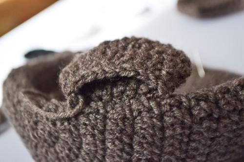 В'яжемо шапку-звірятко «Умку» гачком - 26