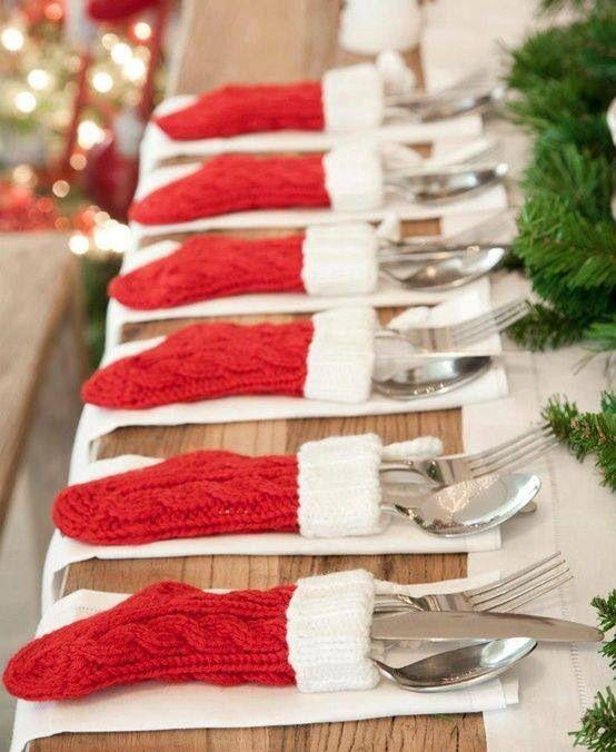 В'язані дрібнички - атрибут Нового року та Різдва - 12