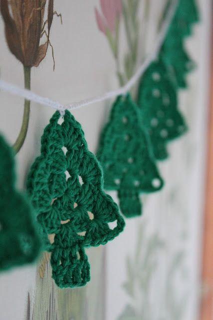 В'язані дрібнички - атрибут Нового року та Різдва - 15