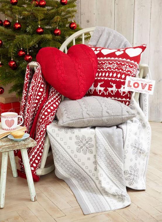 В'язані дрібнички - атрибут Нового року та Різдва - 18