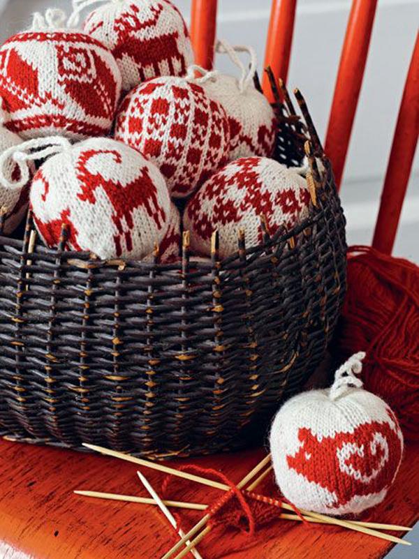 В'язані дрібнички - атрибут Нового року та Різдва - 26