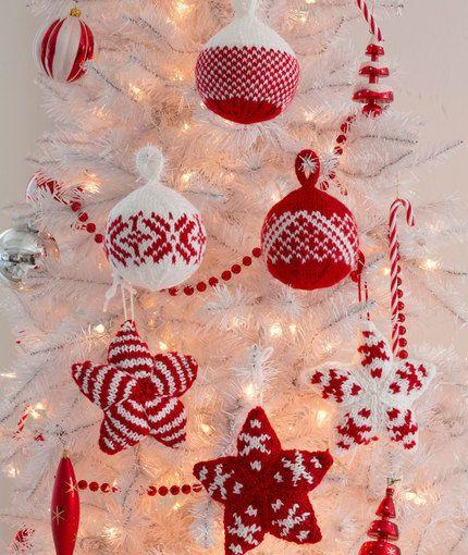 В'язані дрібнички - атрибут Нового року та Різдва - 28