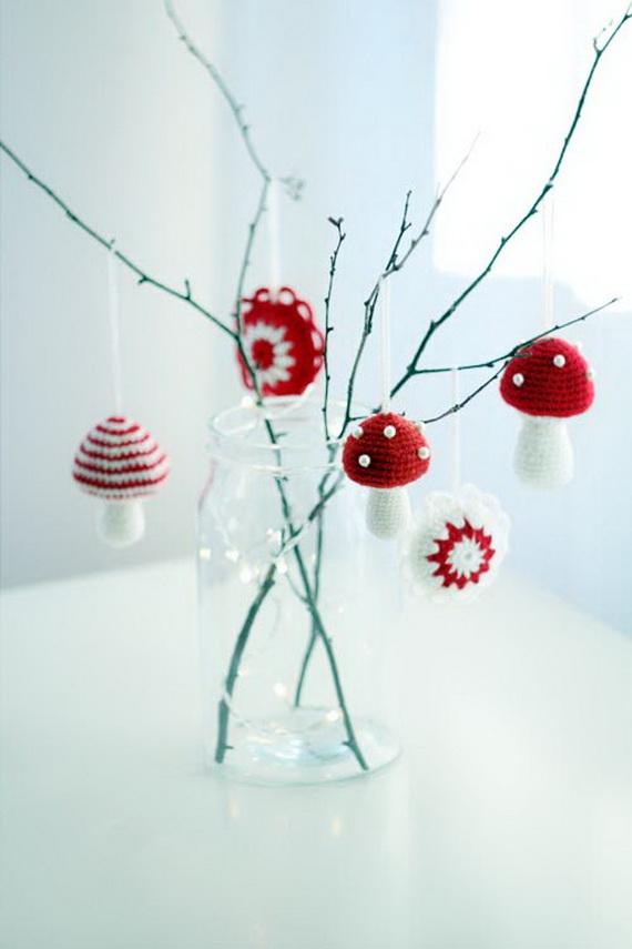 В'язані дрібнички - атрибут Нового року та Різдва - 3