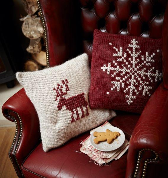 В'язані дрібнички - атрибут Нового року та Різдва - 30