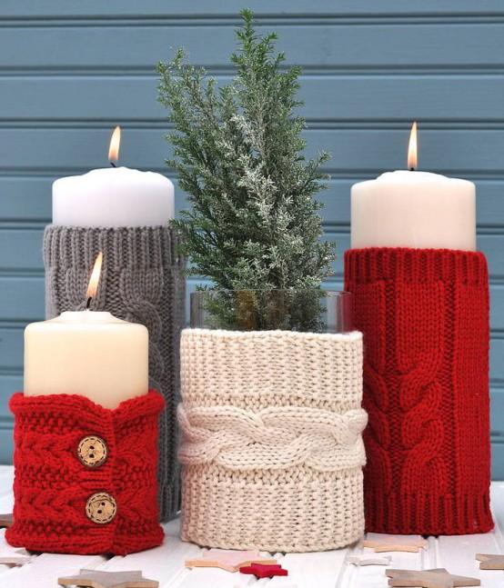 В'язані дрібнички - атрибут Нового року та Різдва - 6