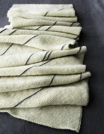 В'яжемо спицями модний шарф - 2