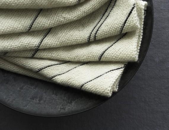 В'яжемо спицями модний шарф - 4