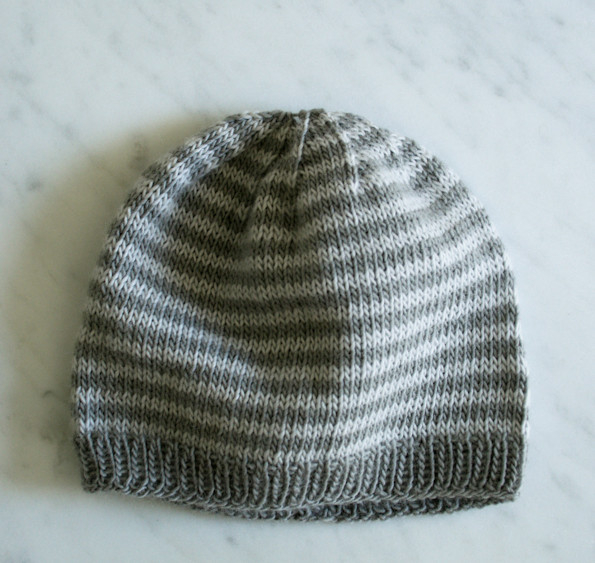 В'язані шапочки для малюка - 4