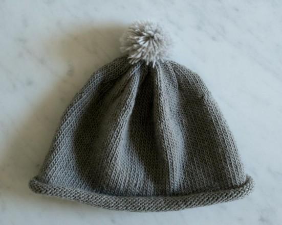 В'язані шапочки для малюка - 3