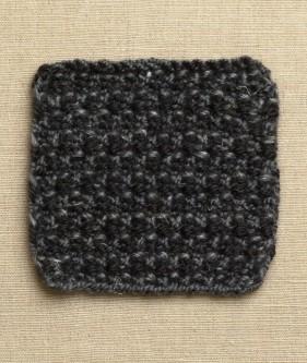 Пряжа для простого шарфа - 2