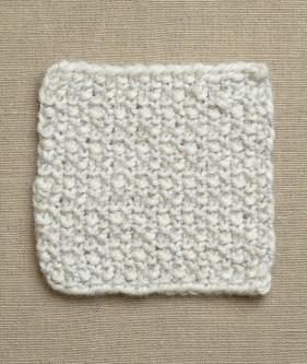 Пряжа для простого шарфа - 4