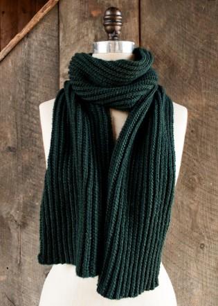 Простий універсальний шарф - 1
