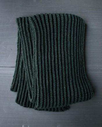 Простий універсальний шарф - 5