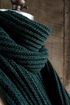Простий універсальний шарф - 7