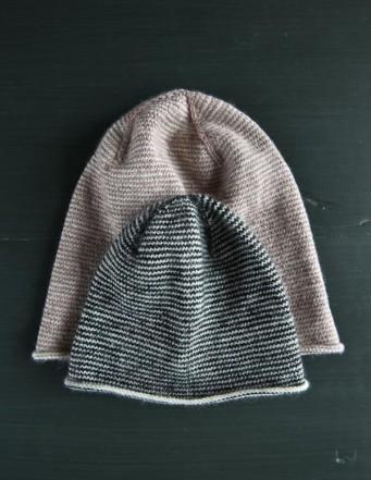 В'язана весняна шапочка - 1