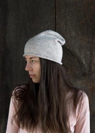 В'язана весняна шапочка - 2
