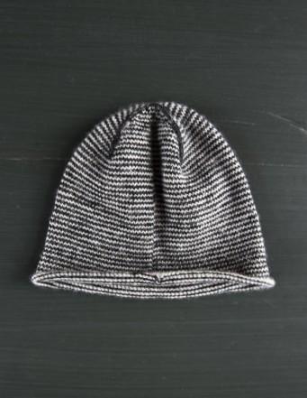 В'язана весняна шапочка - 7