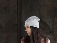 В'язана весняна шапочка - 9
