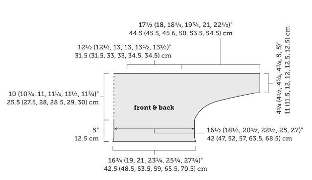 В'язаний об'ємний топ спицями - 5.jpg