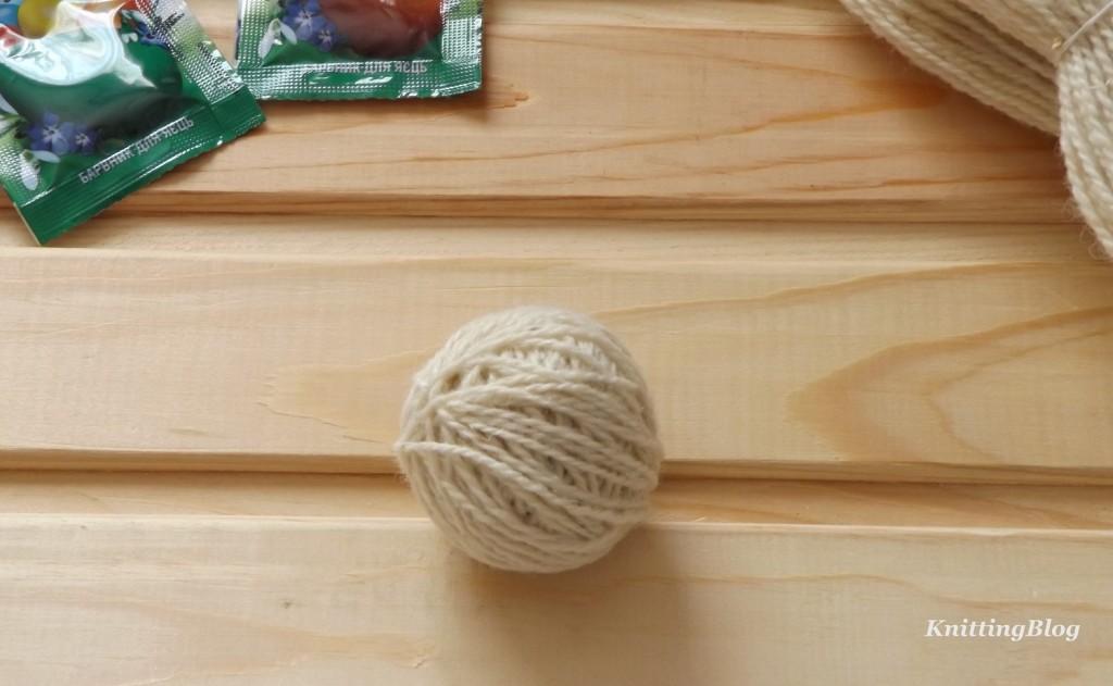 Фарбування пряжі Етно-натура в домашніх умовах МК (6)