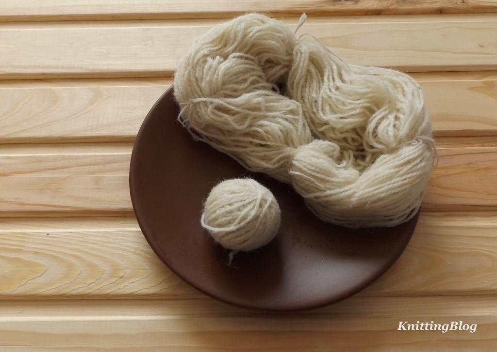 Фарбування пряжі Етно-натура в домашніх умовах МК (9)
