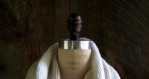 В'язаний снуд (шарф-хомут) у два оберти спицями